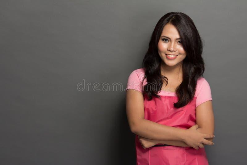 House wife stock photo
