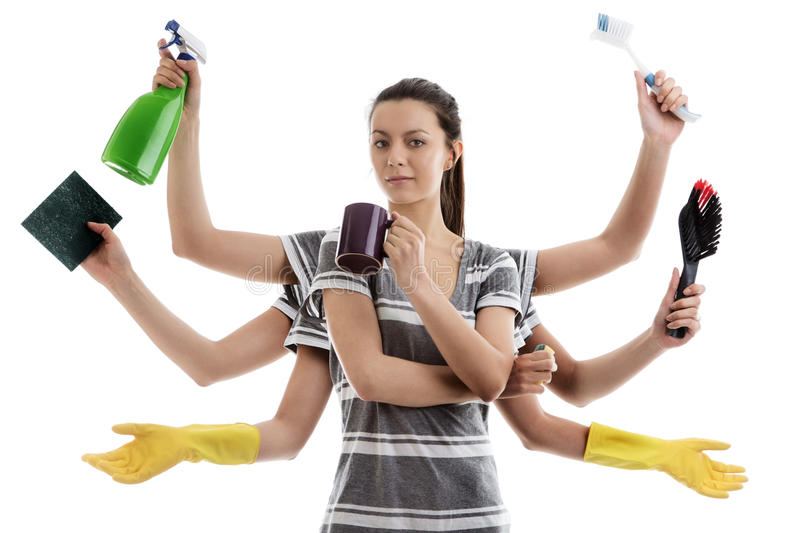 Amazing Download House Work Stock Image. Image Of Clean, Objects, Multi   41038135