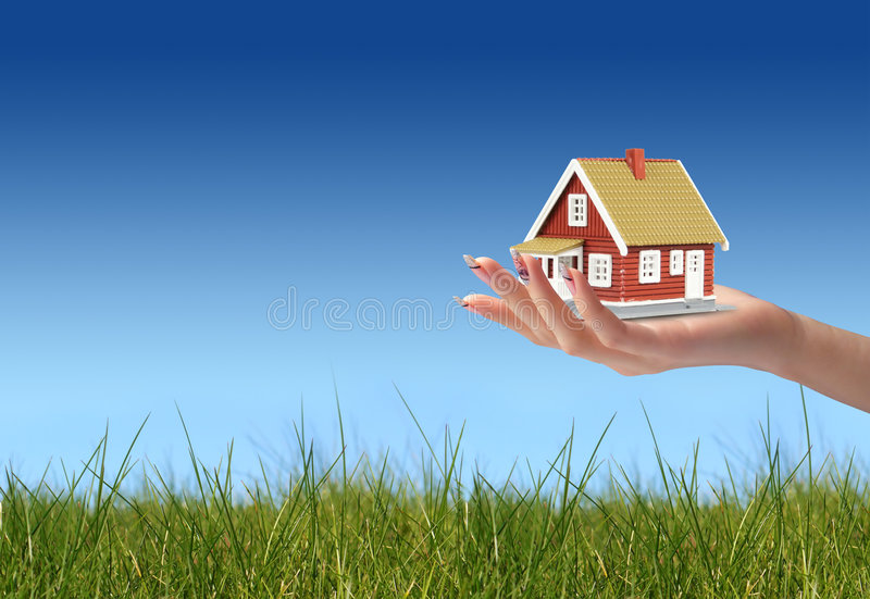 Download House For You Stock Image - Image: 8112361