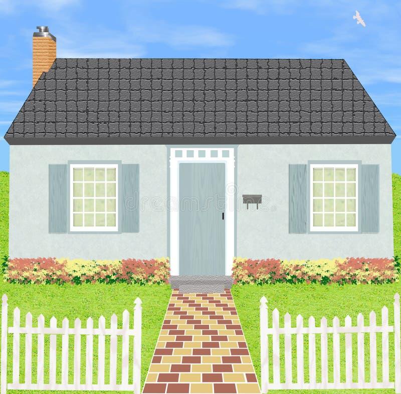 house1 ilustracja wektor