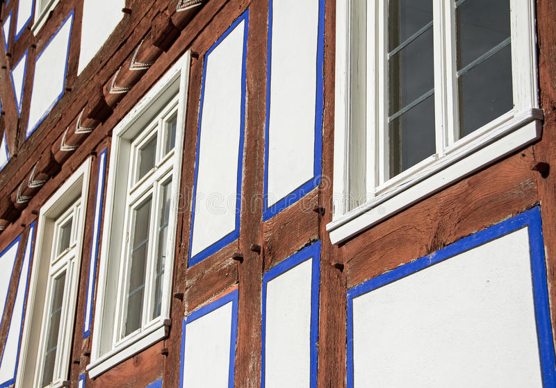 Housefront stock image