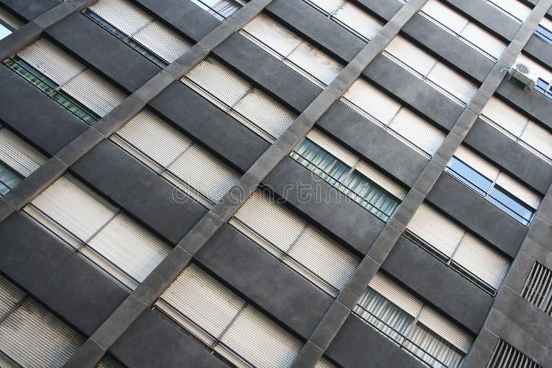 Housefront a Montevideo fotografia stock