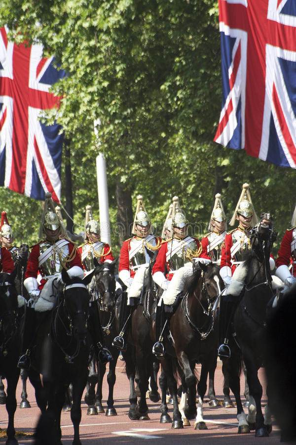 Download Household Cavalry editorial stock photo. Image of cavalry - 22541633