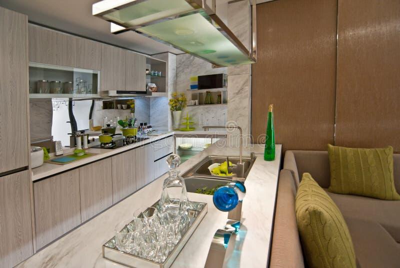 Household furniture, interior decoration stock photo