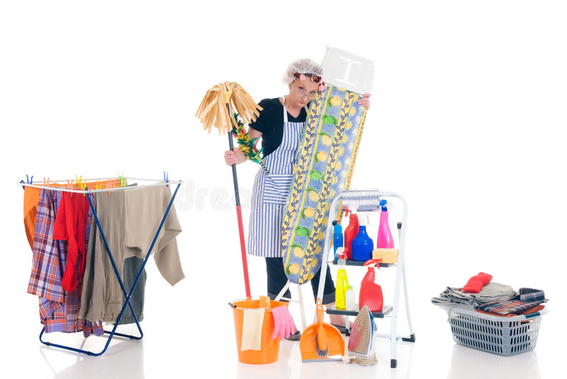 Download Household, housekeeping stock image. Image of domestic - 5905553