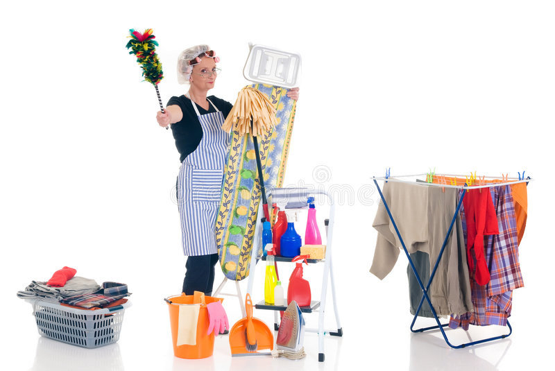 Download Household, Housekeeping Stock Photography - Image: 6759722