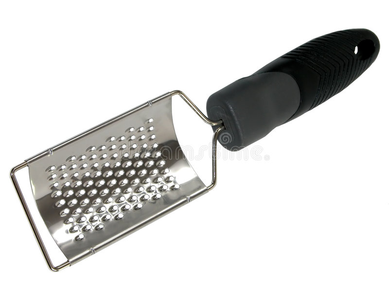 Household Items: Cheese Shredder royalty free stock image
