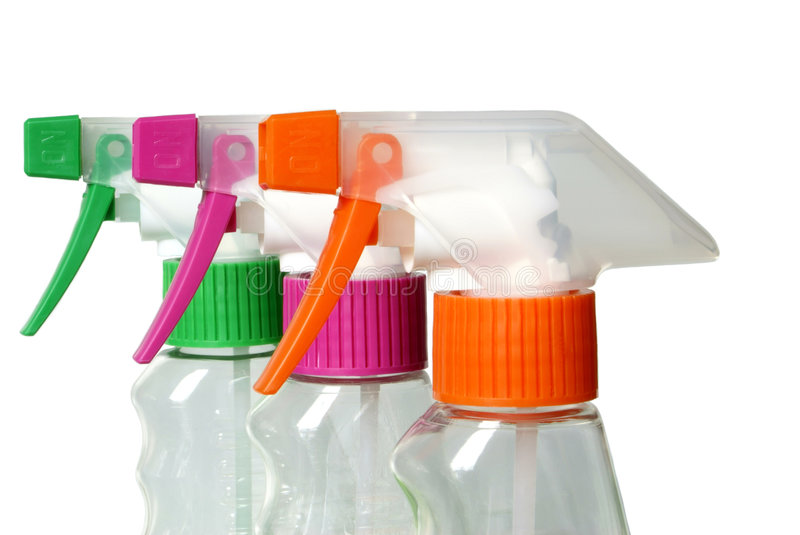 Household Products royalty free stock photos
