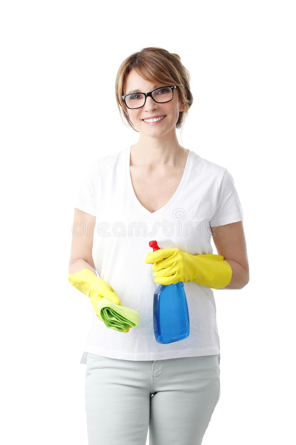 housekeeper images stock