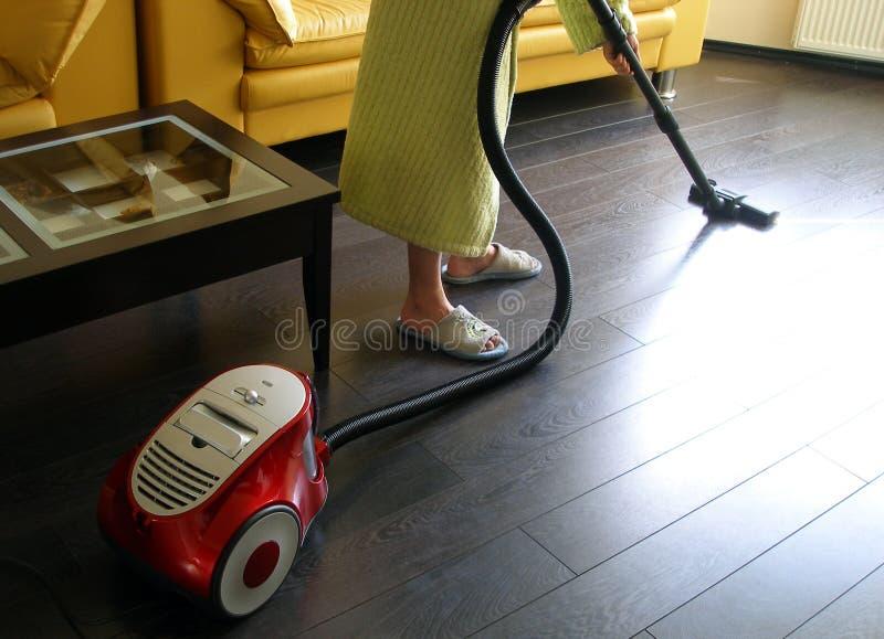 Housekeeping stock image