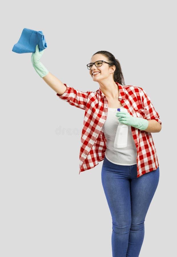 housekeeping imagenes de archivo