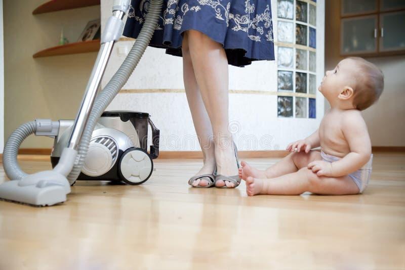 Housekeeping stock photography