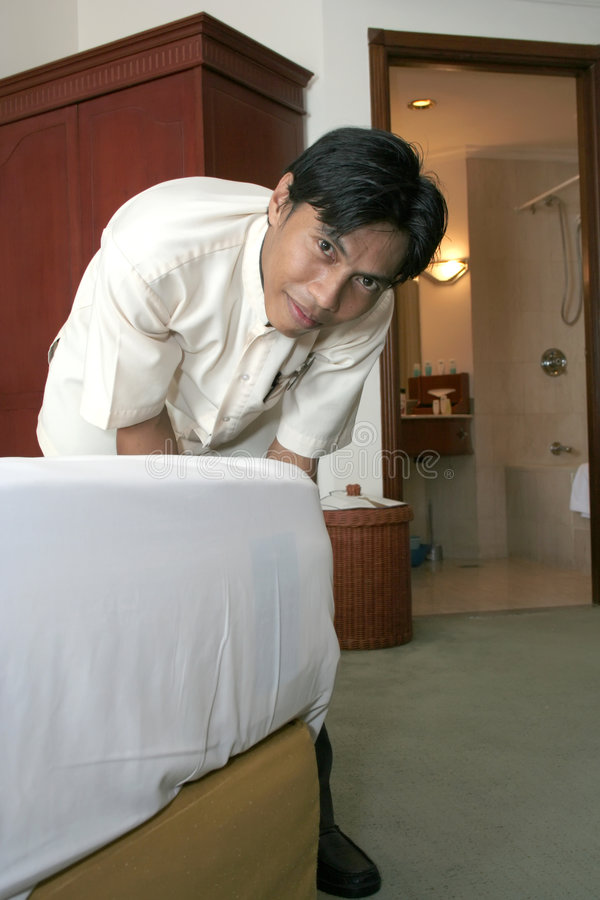 download housekeeping or room boy staff stock po image 6130384