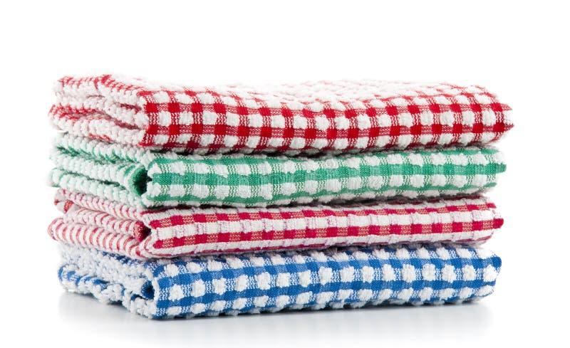 Housekeeping Towels royalty free stock photo