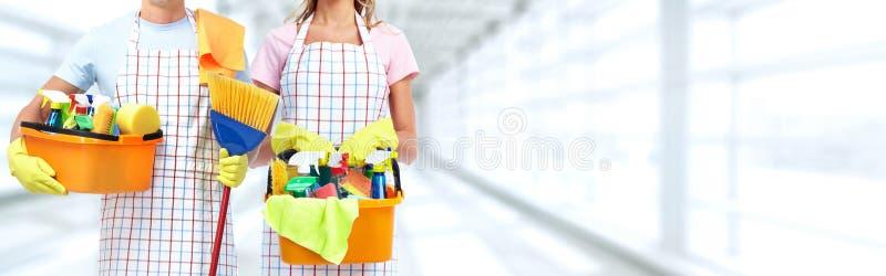 housemaid obrazy stock