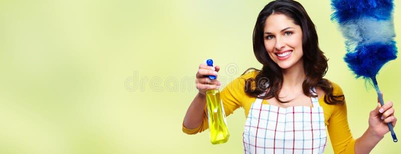 housemaid zdjęcie royalty free