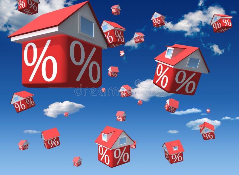 Houses vector illustration