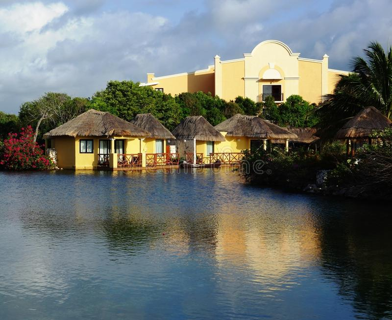 Download Houses ashore stock photo. Image of recreational, outdoors - 31126332