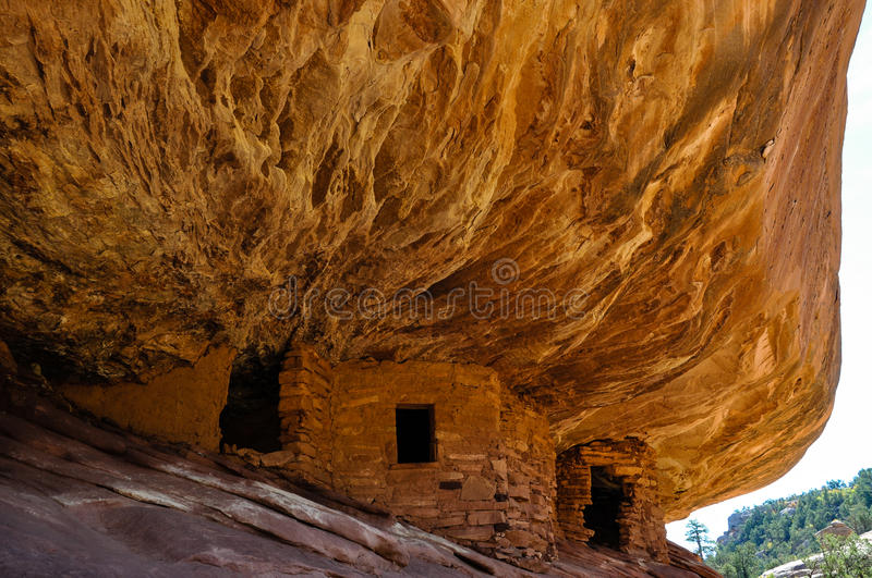 Download Houses On Fire Trail, Utah, USA Stock Image - Image: 42154531