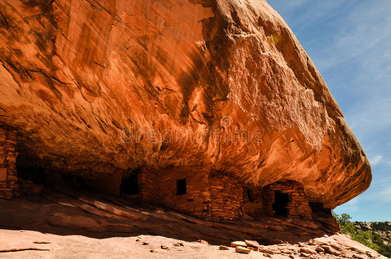 Download Houses On Fire Trail, Utah, USA Stock Image - Image: 42154543