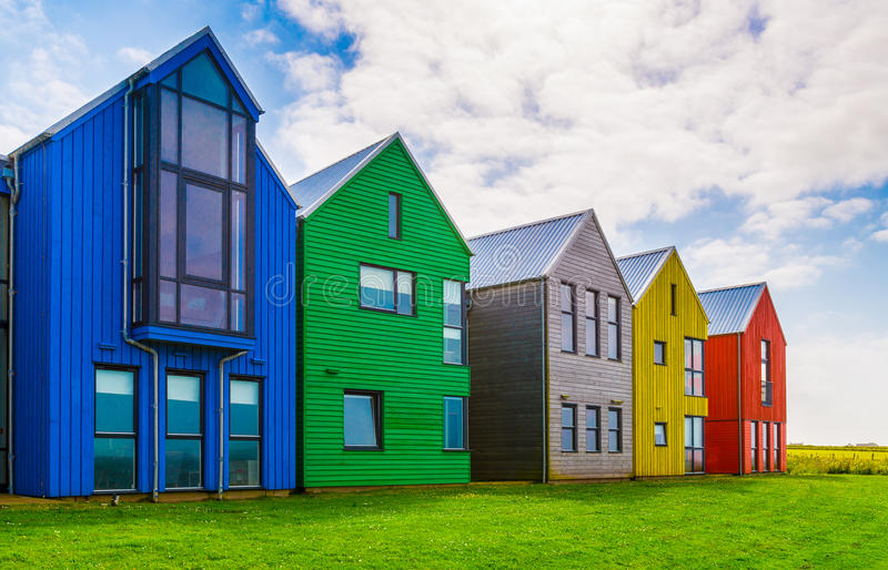 famous architectural houses. Brilliant Houses Download Houses Full Of Colors  North England Scotland Stock Image  Of Famous And Famous Architectural