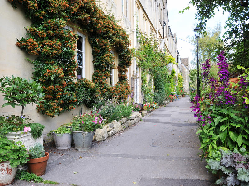 Download Houses And Gardens Stock Image - Image: 17275161