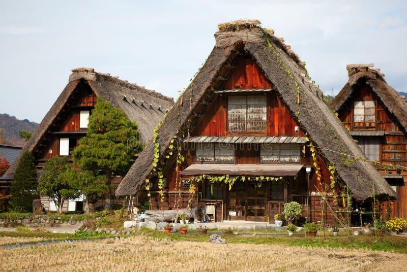 Download Houses In Historic Village Shirakawa-go, Stock Image - Image: 22848635