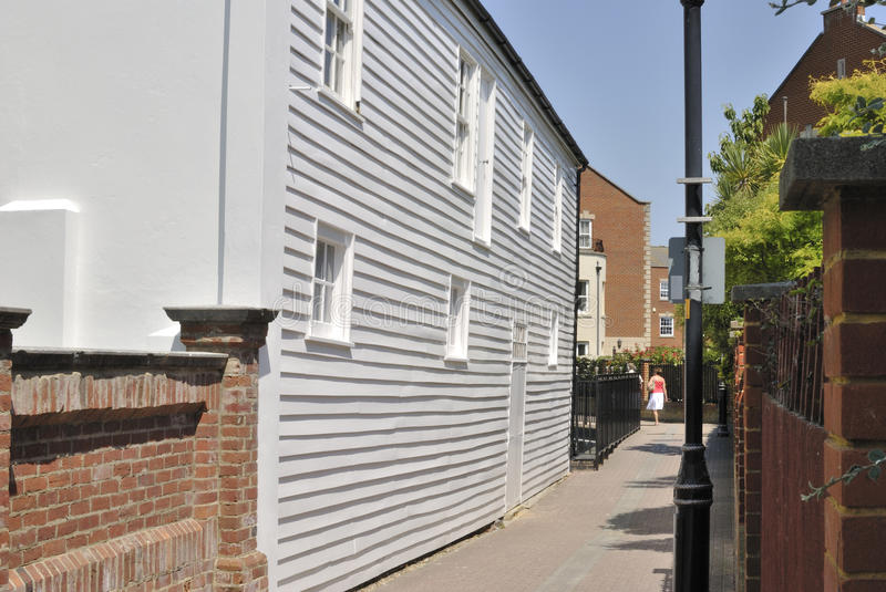 Download Houses In Old Portsmouth. UK Stock Photo - Image: 20950792