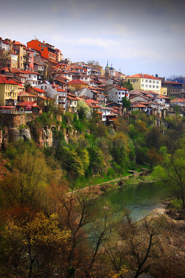Free Houses On A Hill Stock Photos - 2327023