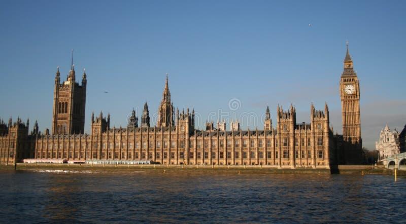 Download Houses parlamentet fotografering för bildbyråer. Bild av thames - 503621