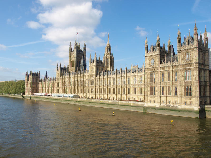 Download Houses Of Parliament Stock Image - Image: 14338391