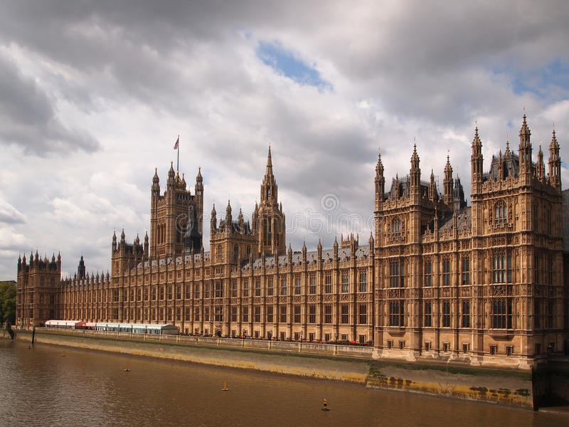 Download Houses of Parliament stock image. Image of london, government - 15670997