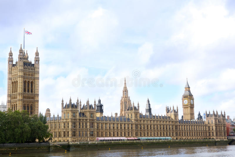 Download Houses of Parliament stock photo. Image of cityscape - 16411226
