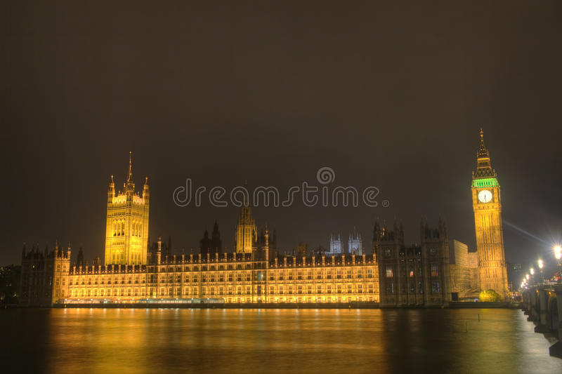 Download Houses of parliament stock image. Image of landmark, gold - 17263549