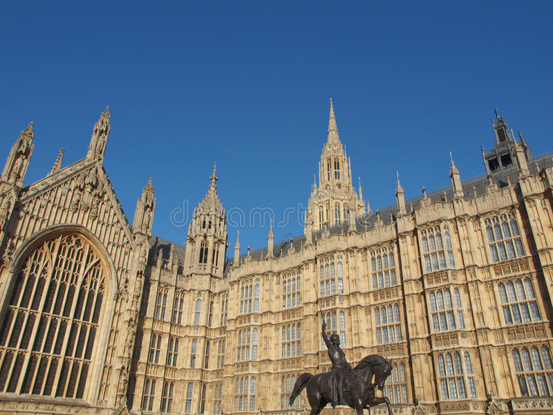 Download Houses of Parliament stock image. Image of vintage, construction - 21410089