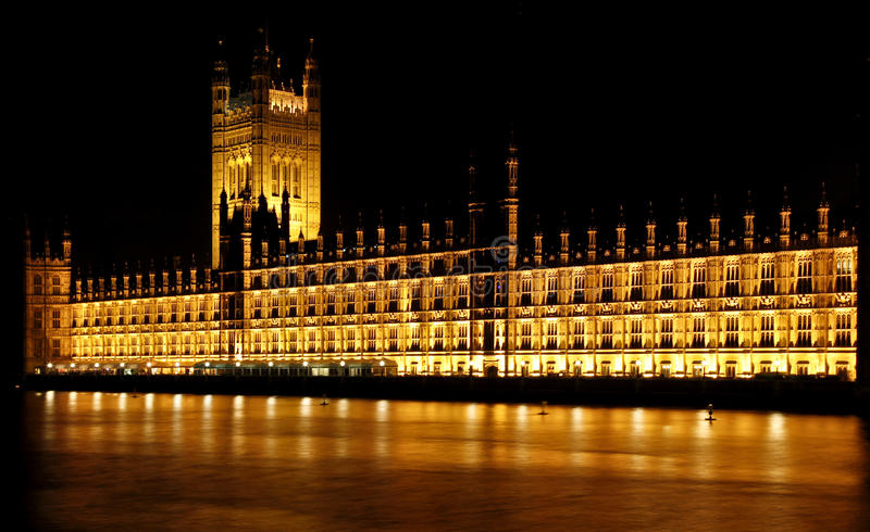Download Houses of Parliament stock image. Image of neogothic - 22082663