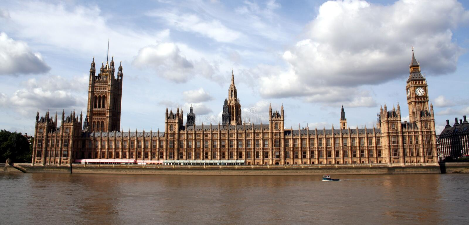 Download Houses of Parliament stock photo. Image of river, london - 225648