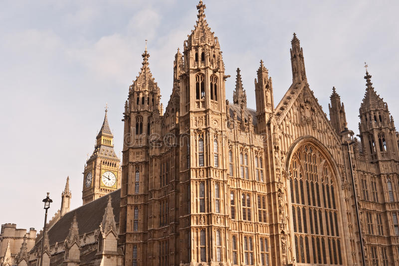 Download Houses Of Parliament And Big Ben. Stock Photography - Image: 17154392