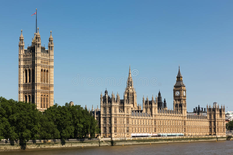 Download The Houses Of Parliament And Big Ben Stock Image - Image: 28386277