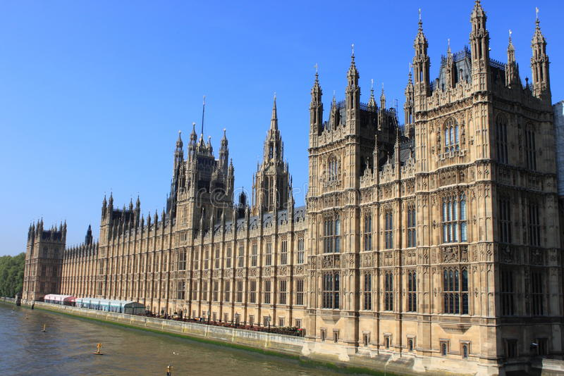 Download Houses Of Parliament In London Stock Image - Image: 14582559