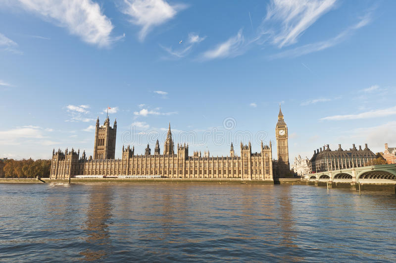 Download Houses Of Parliament At London, England Stock Photo - Image: 22505664