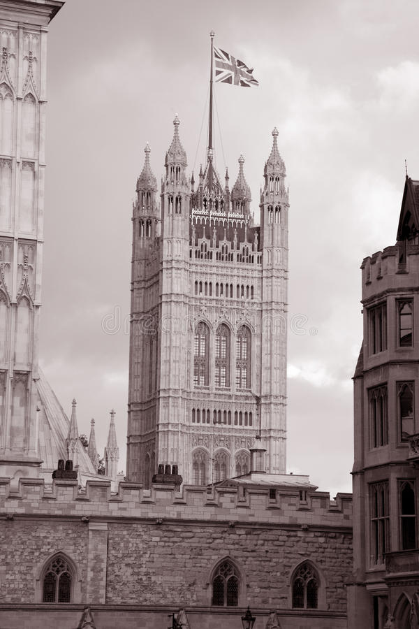 Download Houses Of Parliament At Westminster; London Stock Photo - Image of westminster, england: 28253208