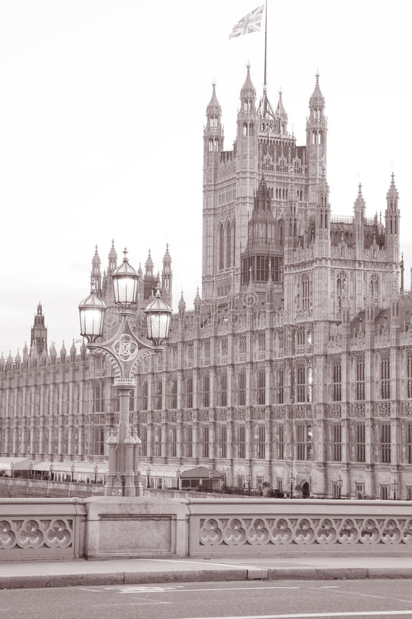 Download Houses Of Parliament At Westminster; London Stock Photo - Image: 28253840