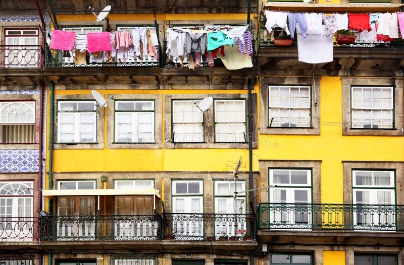 Houses In Porto Royalty Free Stock Photo