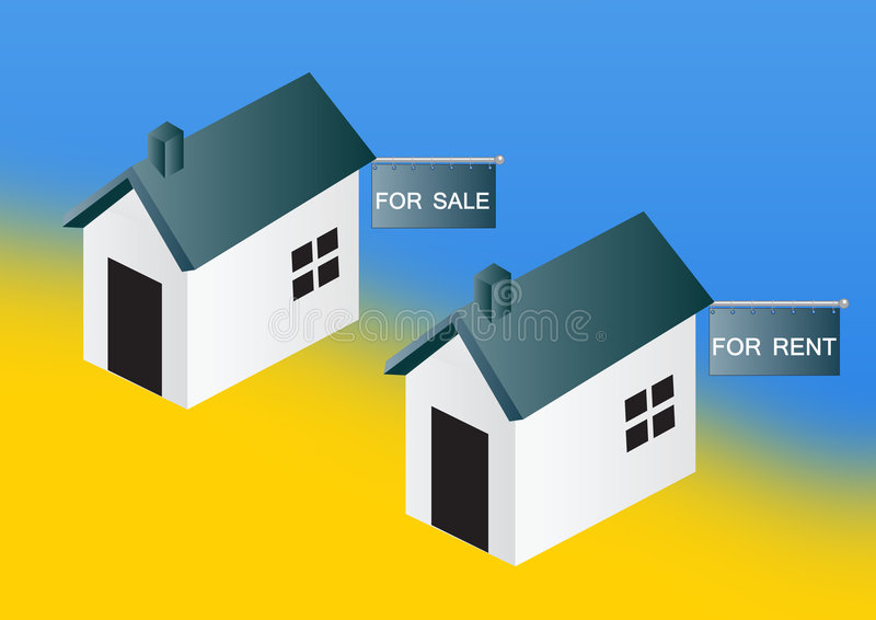 Houses for sale and rent