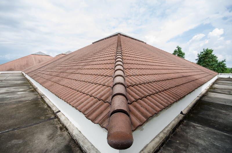 housetop imagem de stock