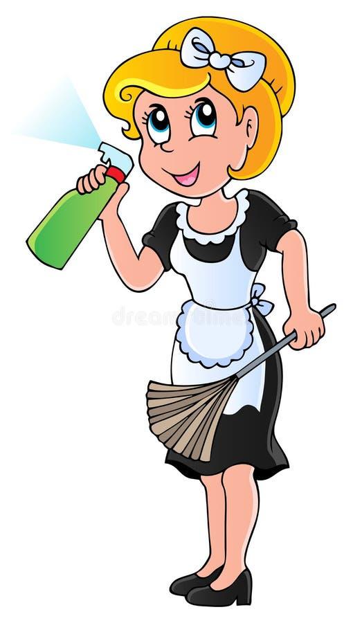 Housewife Theme Image 1 Stock Photos
