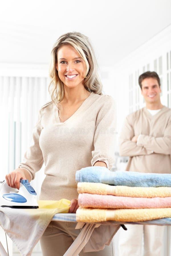 Download Housework Royalty Free Stock Photos - Image: 14456898