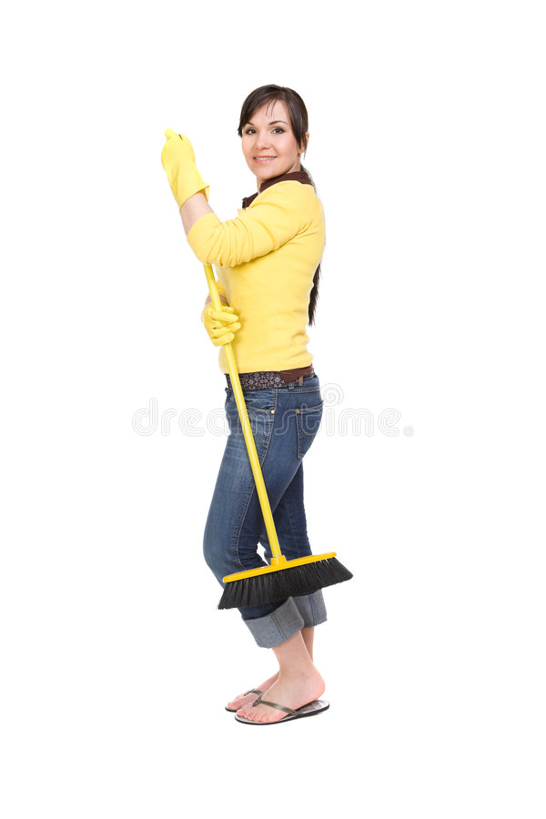 Housework fotografia de stock royalty free