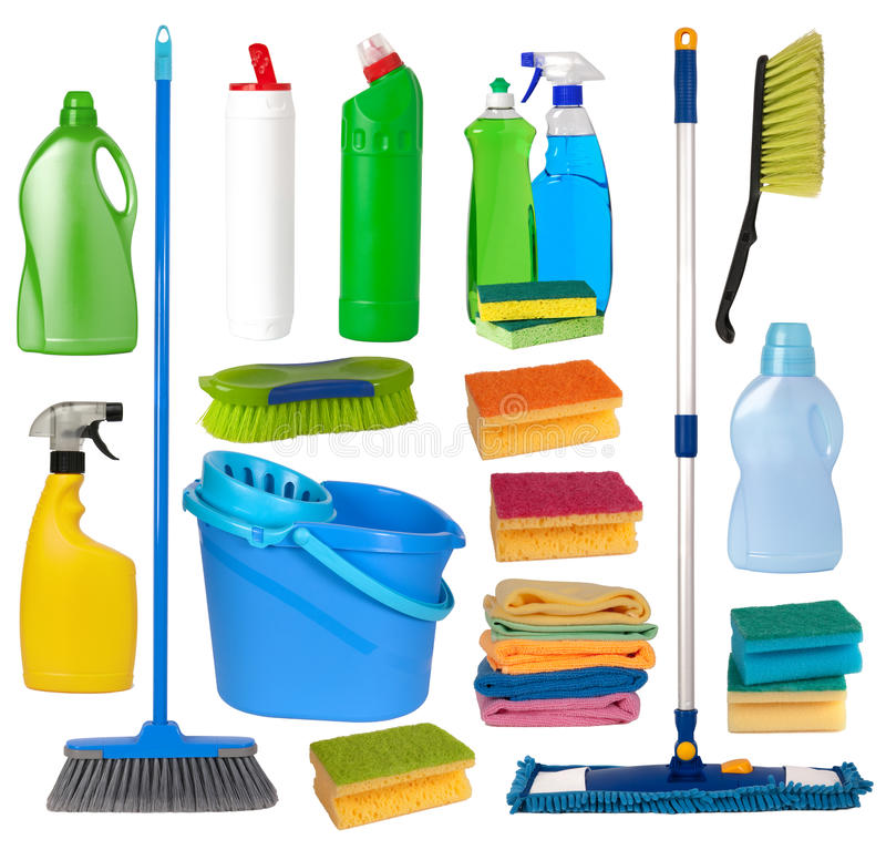 Download Housework equipment stock photo. Image of disinfectant - 25117226